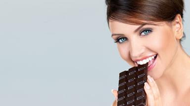 Benefits of eating chocolate