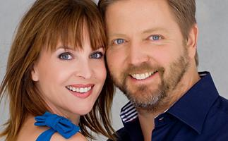 Angela Bloomfield and Michael Galvin: Shorty's perfect match