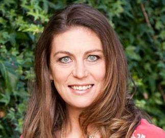 Irene van Dyk's mother has died