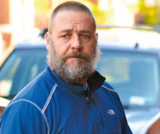Actor Russell Crowe