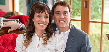 Jason and Janine Gunn's wake-up call