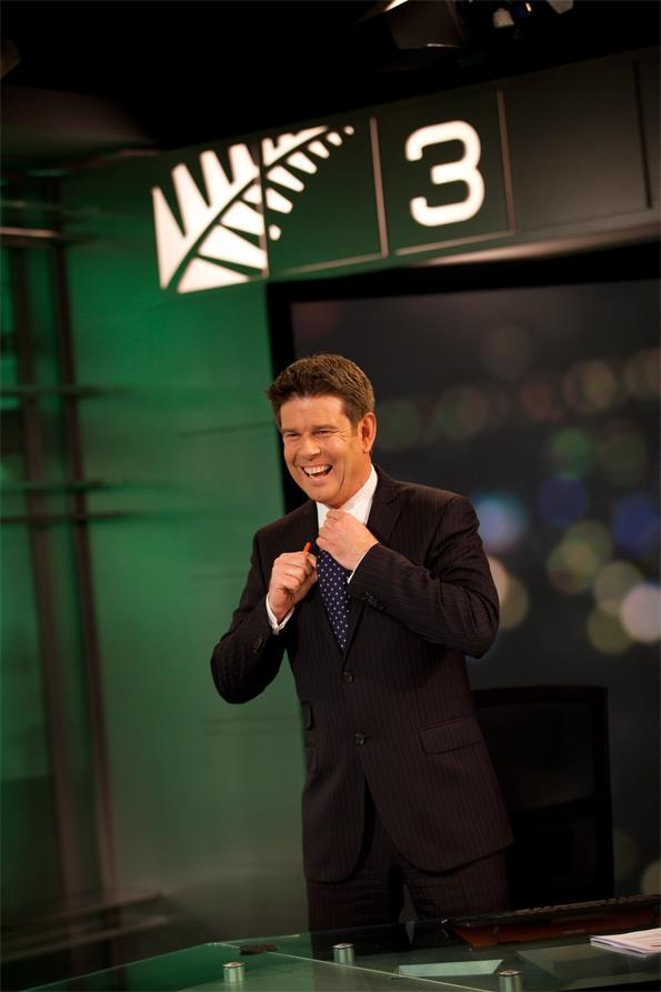 Viewer favourite John has long been regarded as one of the most amiable broadcasters in the business, and his exuberant personality is evident on screen and off.