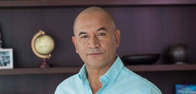 Temuera Morrison's putting down the bottle