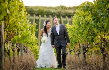 Wedding of the Week: Mellissa The and Logan Cooke