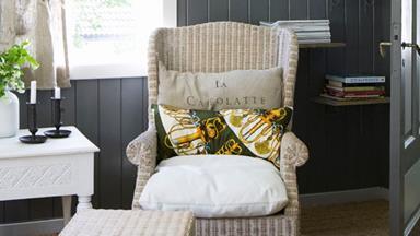 Interior decorating: Fresh bach