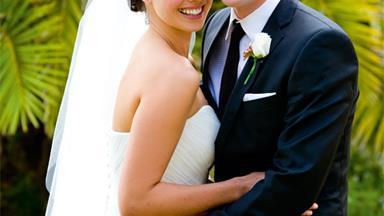 Anna Jullienne's dream wedding