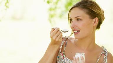 Probiotic yoghurt for good health