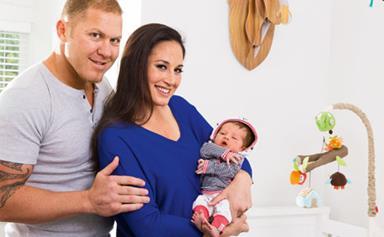 Shane & Tara Cameron: Our little hero