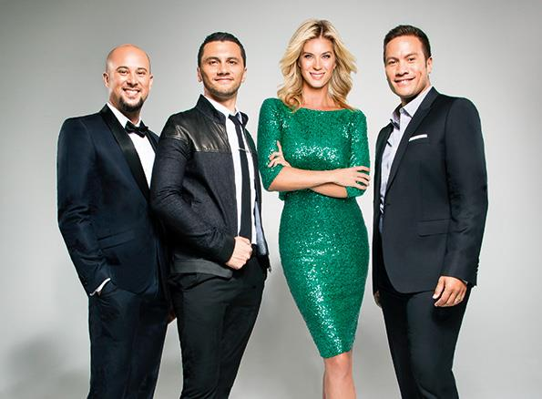 Tamati hosted the second New Zealand's Got Talent in 2013 alongside judges Cris Judd, Jason Kerrison and Rachel Hunter.