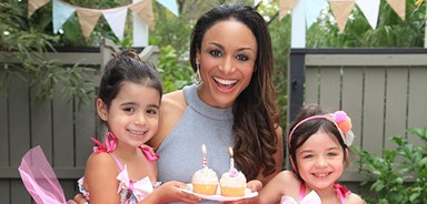 TV presenter Sonia Gray on motherhood