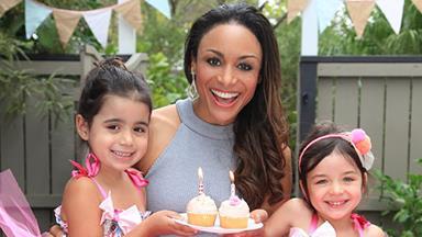 TV presenter Sonia Gray on motherhood