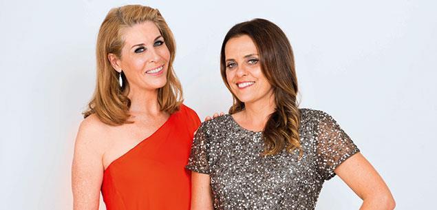 Jennifer Ward-Lealand and Katie Wolfe