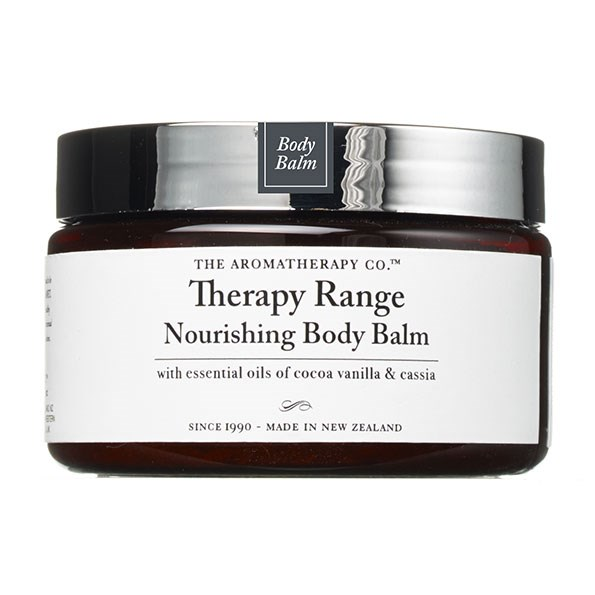 Pamper skin with The Aromatherapy Company's Nourishing Body Balm, $21.99, which moisturises and leaves skin soft and hydrated. A great winter essential. See, thearomatherapycompany.co.nz.