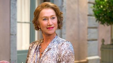 Helen Mirren on ageing gracefully