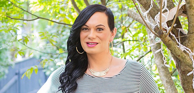NZ transgender hero Nikki Lee