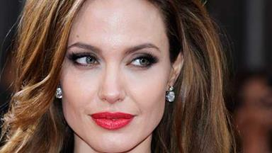 Angelina Jolie made an honorary dame