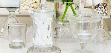 Craft: Apothecary jars