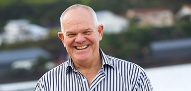 Mark Hadlow's Middle-earth makeover