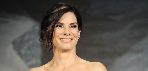 When motherhood didn't happen for Bullock as early as she had planned, the star began to look at other means to start her family. *(Image: Getty)*