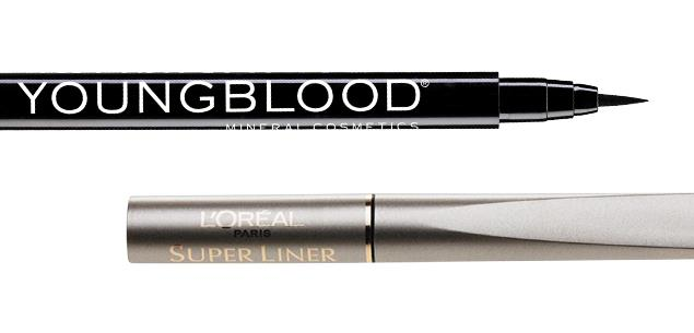Three reasons to try Liquid-Eyeliners