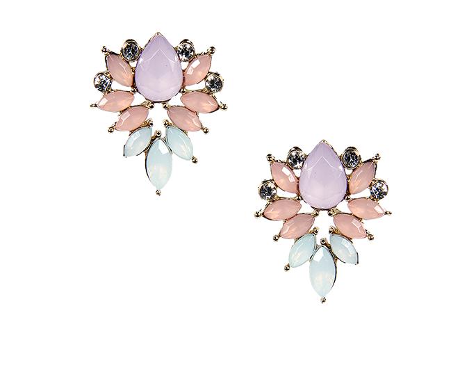 Make a statement   Boohoo earrings, $18.