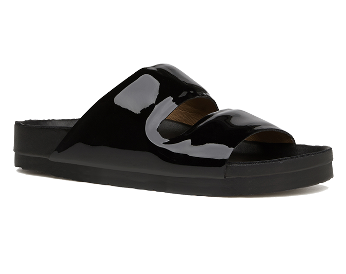 Everyday flats  Witchery Shadiya Slides, $109.90.