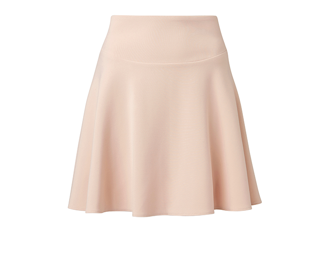 Spring skirt  Witchery Curve Seam Skirt, $109.90.