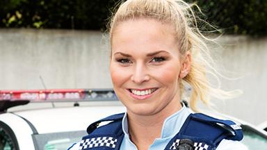 How I Live: 'I'm a policewoman and a world champion'