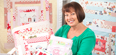 Weekly people: Queen of quilting