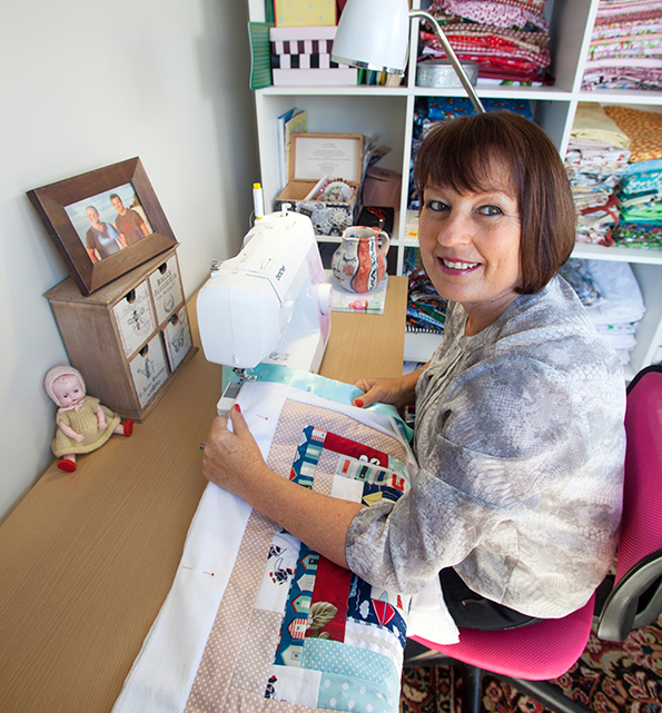 What started as a passion and a hobby has turned into a home business for Nelson-based Tina.
