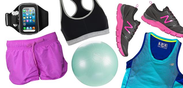 Spring fitness gear essentials