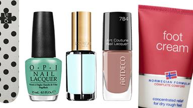 3 steps to summer-ready feet