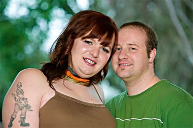 Happily married: Our transgender love