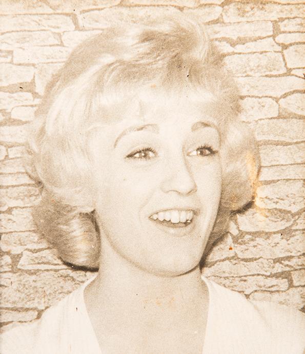 Margaret at 17.