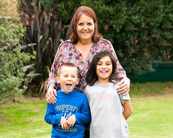Lockyer and Honie have blossomed since moving in with Elizabeth.