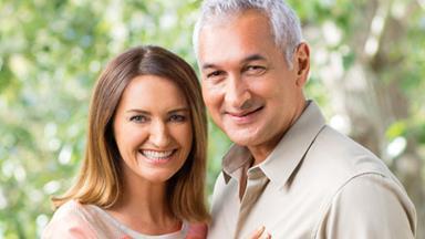 20 years of Mike and Paula