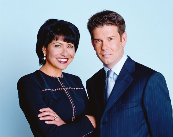 John joined Carol Hirschfeld in 1998 at the news desk when John Hawkesby left 3News.