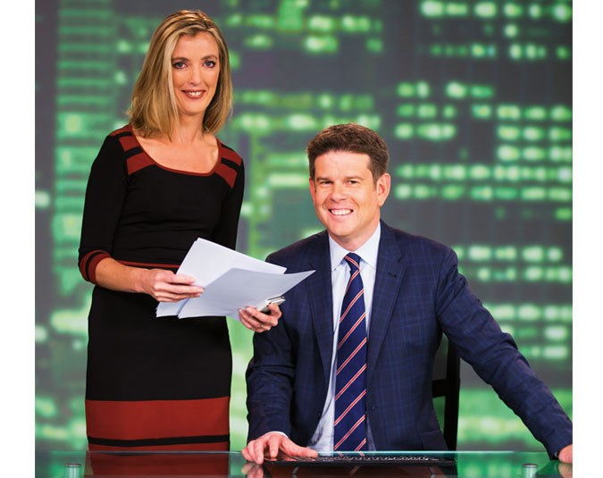 "Campbell Live first aired in 2005 and has been produced by Pip Keane (left) since 2009. ""So proud of my wonderful team and marvellous John,"" she tweeted last month."