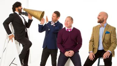 Meet the blokes of Dancing With The Stars