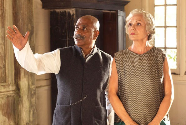 Julie's latest project is Indian Summers, a television drama set in India during the British rule.