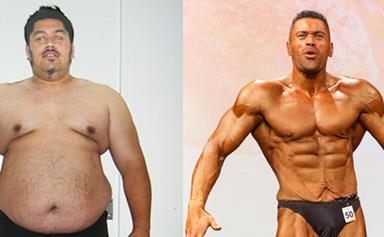 Chunk to hunk: 'How I lost 75kg!'