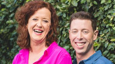 Pam Corkery's perfect partner