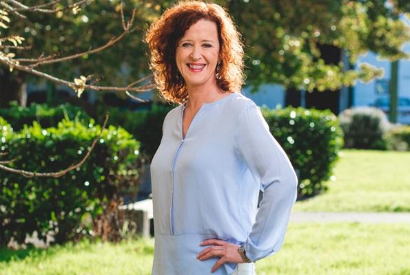 Pam Corkery marks massive milestone
