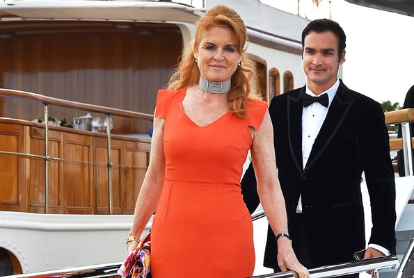 Fergie Duchess of York