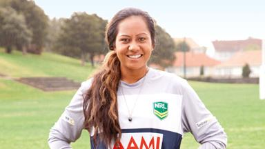 How I live: Female rugby league referee