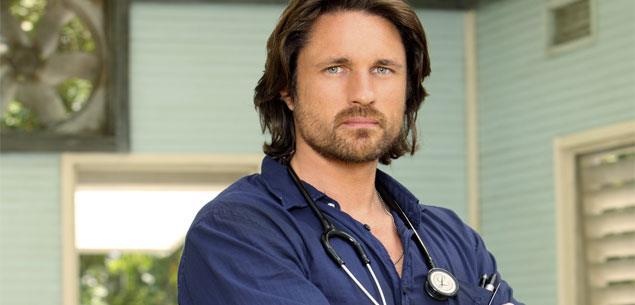 Martin Henderson on Grey's Anatomy