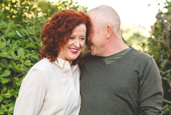Pam and Kerry first met at a Narcotics Anonymous meeting almost five years ago. Now they share a home in West Auckland.