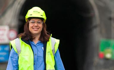 New Zealand's first female mining inspector