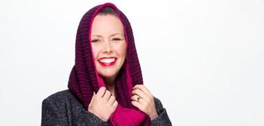 Cancer mum's model comeback