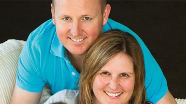 Christchurch couple's double blessing